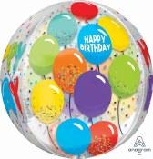 Birthday Balloon Orbz