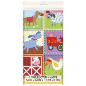 Farm Plastic Tablecover