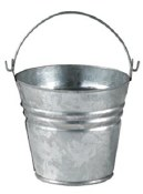 Galvanized Tins