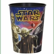 Star Wars Plastic Cup