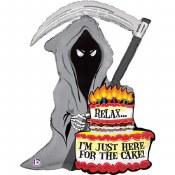 Grim Reaper Bday Supershape