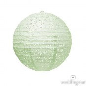 Lantern Small Eyelet Lt Green