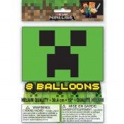 Minecraft Latex Balloons
