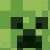 Minecraft Lunch Napkins