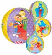 Sesame Orbz Balloon
