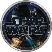 Star Wars Dinner Plates