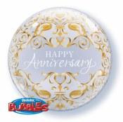 Anniversary Bubble Balloon