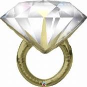 Diamond Ring Balloon