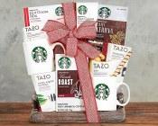 Starbucks Coffee And Tazo Tea
