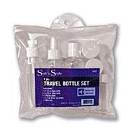 7pc Travel Set