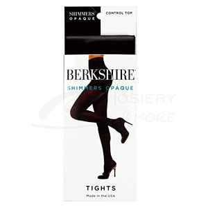 Berkshire Shimmers Opaque Tights # 4643