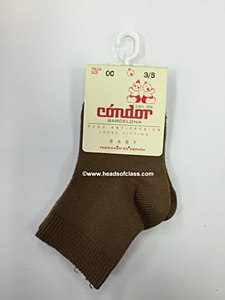 Condor Midcalf Solid Cotton Socks #2019