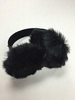 Basic Girls Fur Earmuffs