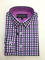 Leo & Zachary Boys Shirt #5507