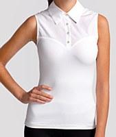 Marc Benfield Sleeveless Skinny Shirt