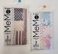 Memoi Girls Print Briefs-10--
