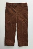 Mocha Noir Corduroy Pants