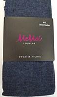 Memoi Cotton Flat Sweater Tights #MO-325