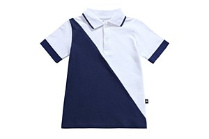 PC2 Boys Polo Blue-12--