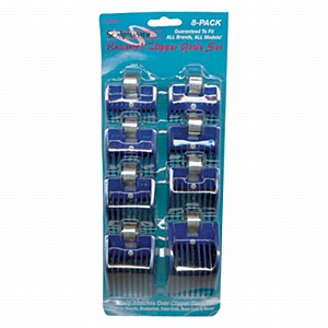 Universal Clipper Guide set 8 Pieces