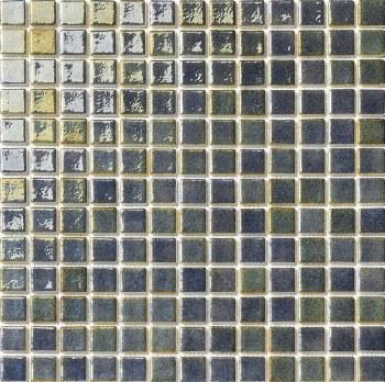 "Titanio Lavender Mosaic 1X1"" on 13.25X13.25"" Sheet"