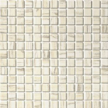 "Cosmos Beige Mosaic 1X1"" on 13.25X13.25"" Sheet"