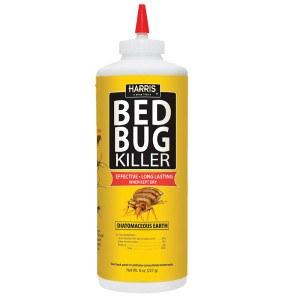 Beg Bug Killer, Diatomaceous Earth Powder, 8oz., HDE-8