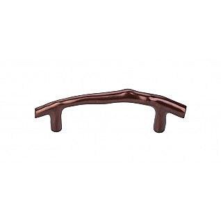 "Aspen Twig Pull 3.5""cc in Mahogany Bronze"