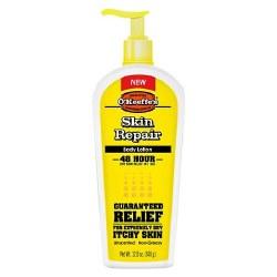 O'Keeffe's Skin Repair Body Lotion, 12oz. Pump Bottle