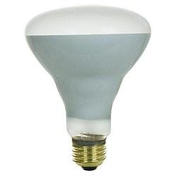 Sunlite 65 Watt BR30 Reflector, Medium Base, Clear, 65BR30/FL