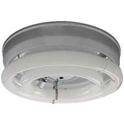 Ceiling Fixture 54 Circline in Chrome Finish