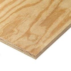 "RTD Sheathing 19/32 (5/8"") Plywood per sheet"