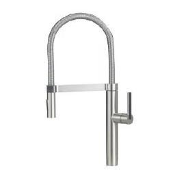 Blancoculina 2.2 Semi-Pro Kitchen Faucet in  Satin Nickel