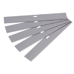 "8"" Replacement Stripper Blades for Floor Scraper"