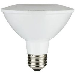 LED PAR30 Reflector HE Series 10.5W Light Bulb Medium (E26) Base, Warm White