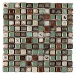 """Apollo Mosaic on 11.75 X 11.75"""" Sheet"""