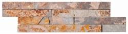"""Rust Slate Wall Cladding 4X14"""", per pc"""