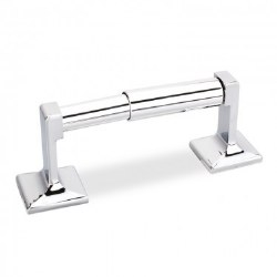 Elements Bridgeport Paper Holder in Polished Chrome