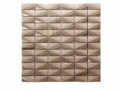 "Diamond Athens Grey Mosaic on 12X12"" Sheet"