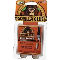 Gorilla Glue 4pk Single Use Tubes 0.42oz each