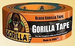 "Gorilla Tape Tough & Wide 2.88"" and 30yds"