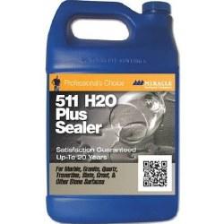 Miracle H2O Plus Sealer Gallon, H2O PL GAL 4/1