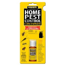 Home Pest Control Concentrate, 1oz Makes 2 Gallons, HPC-1