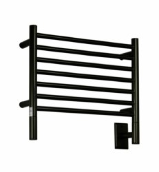 Model H Straight - Oil Rubbed Bronze Towel Warmer