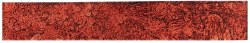 "Aussie Dream Glass Red Planet 2x12"" Liner, per pc"