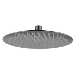 "Re-Vive, 10"" Round Shower Head in Brushed Bronze"