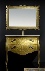 Paris No.1 Vanity Set in Golden Gloss-Golden Fantasy 44.8""