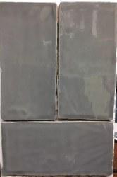 """Pastel Pepper Glossy, 3x6"""", per box of 5.4 s/f (44pcs)"""