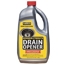 Max Strength Drain Opener, 64oz. PFDO-64