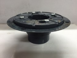 "PVC Flange Drain 2"" for all QM Drains"